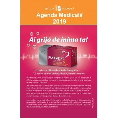 Noua editie a Agendei Medicale 2019